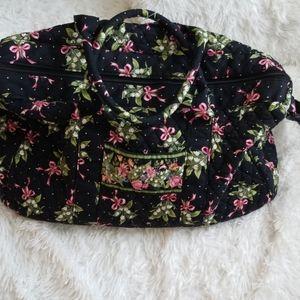 Vera Bradley large travel Duffel bag